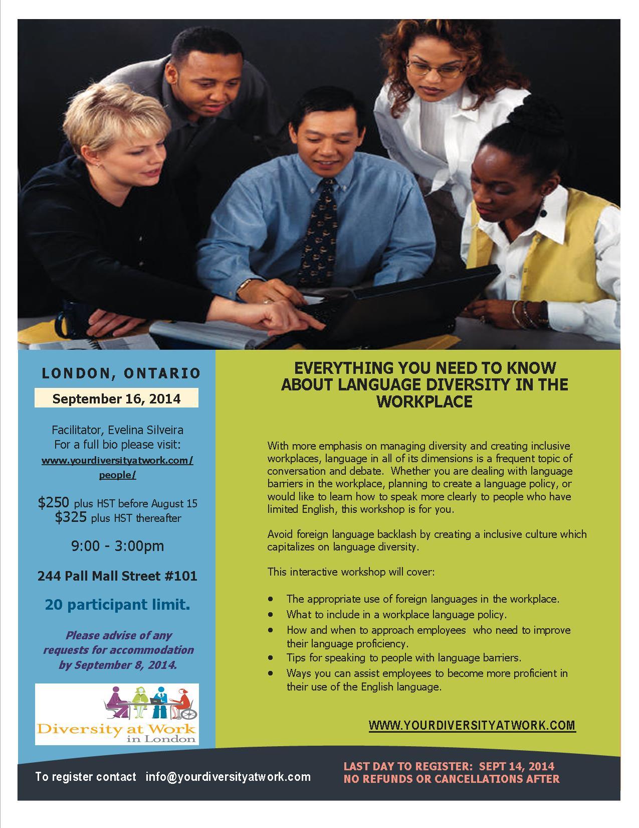 Inclusion & Diversity Training